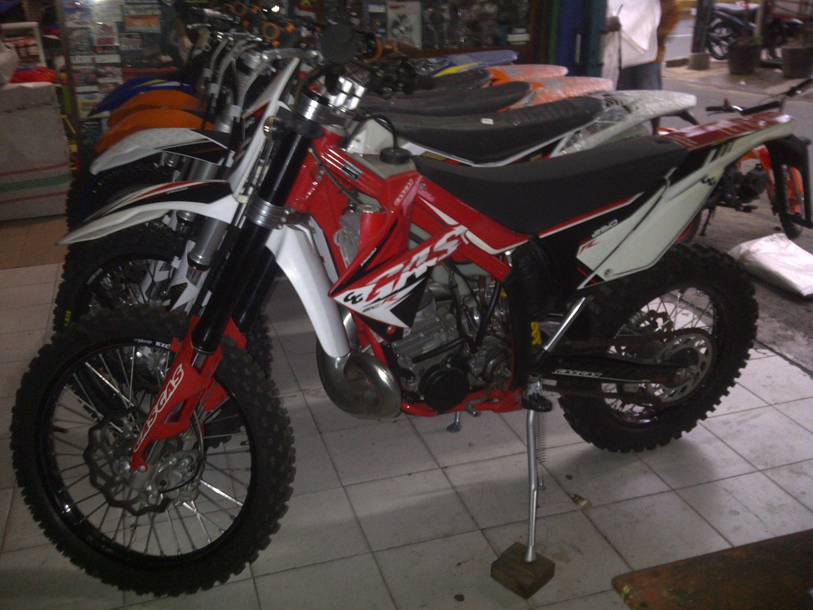 IMG 20130323 00094 Jual motor TRAIL GAS GAS ECR 250cc