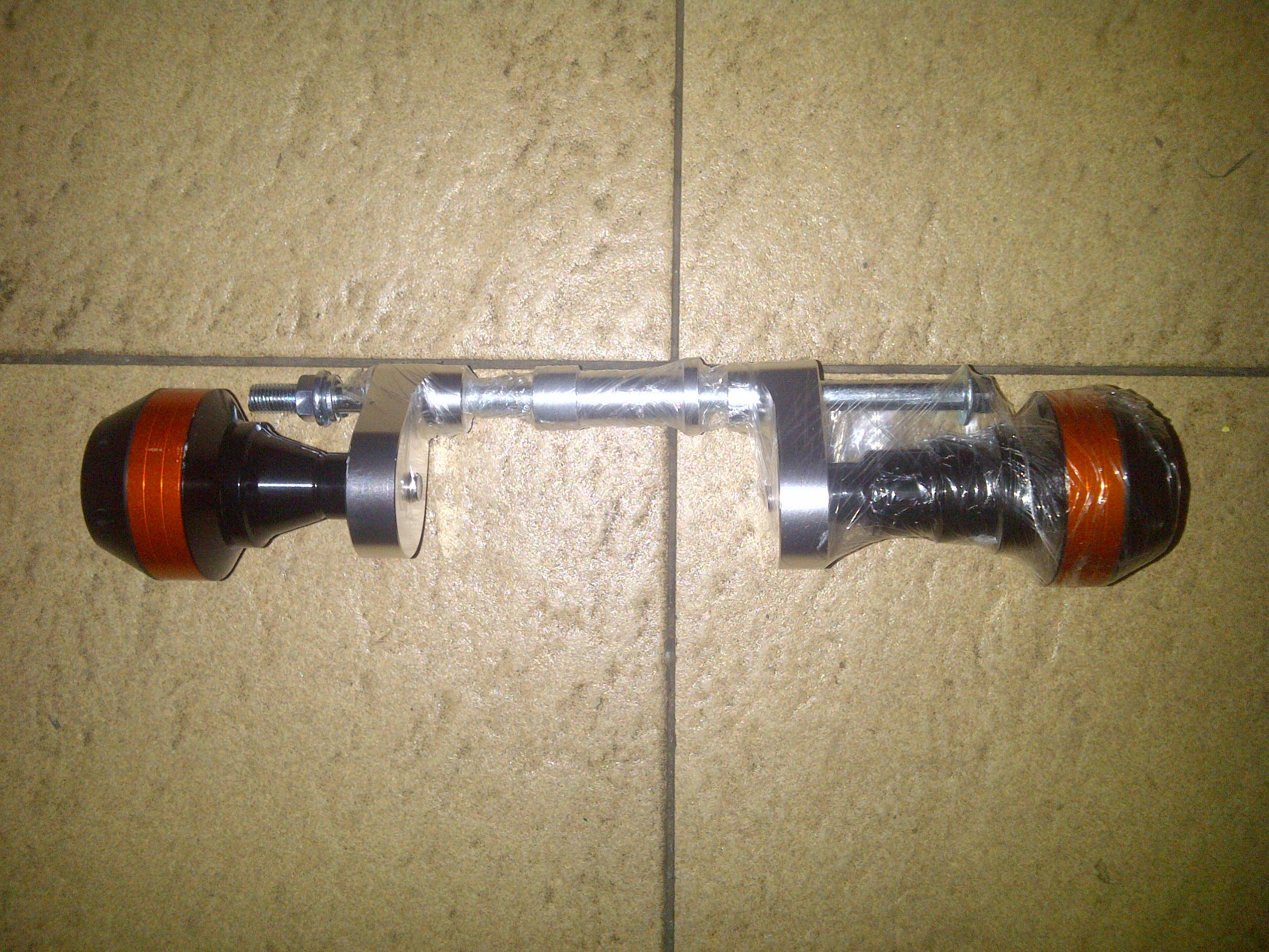 frame slider ktm 734.625 jual frame slider KTM