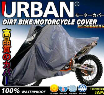 CM Jual cover motor trail ato sarung motor menghindari debu dan hujan