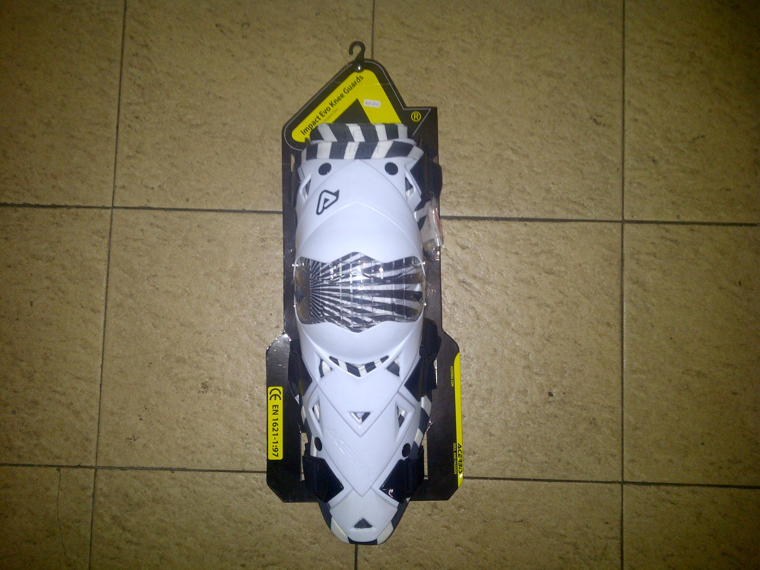 Kebon Jeruk 20130620 00493 Jual impact evo knee merk acerbis