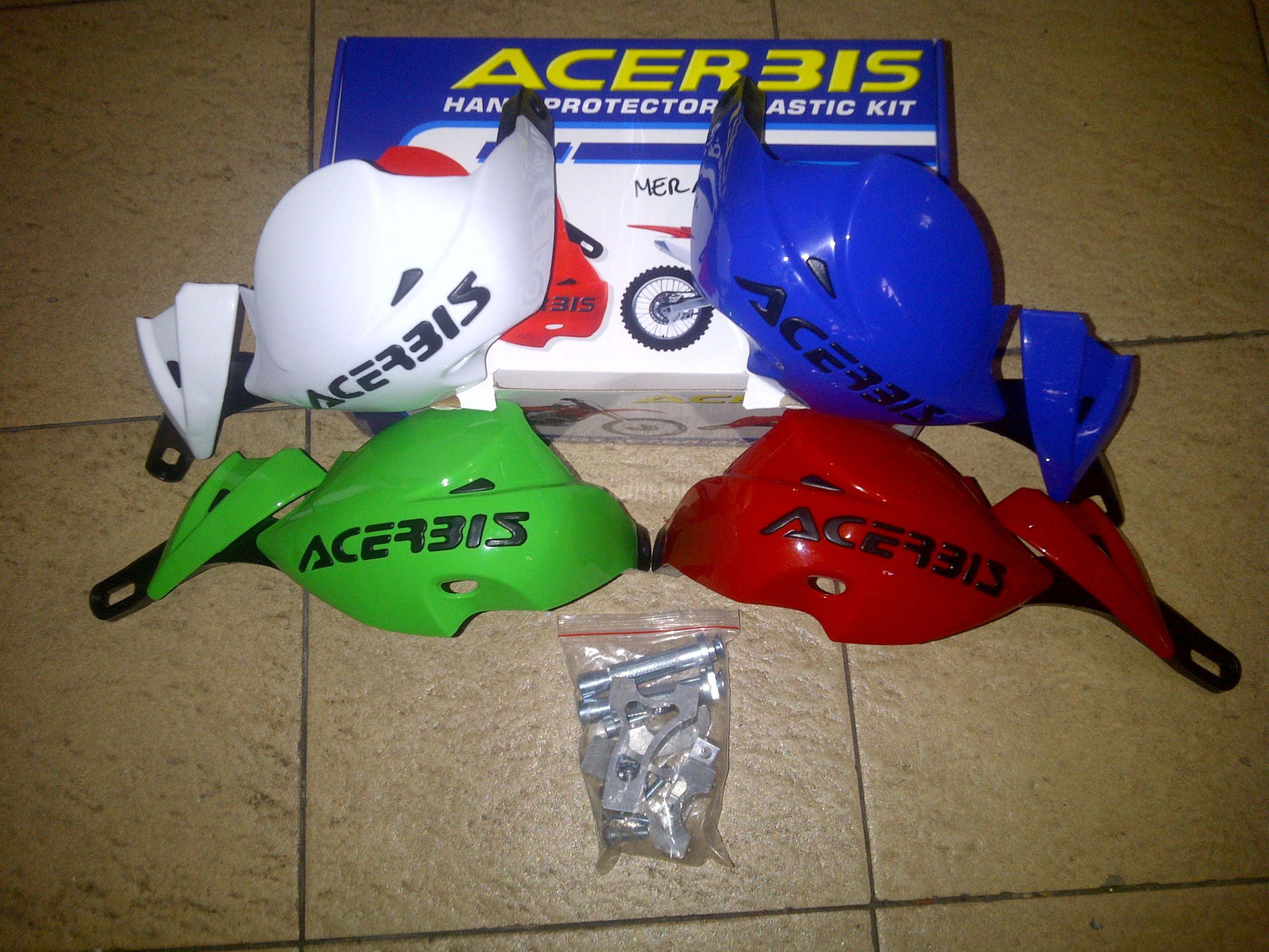 Kebon Jeruk 20130709 00564 Jual handguard acerbis plastic