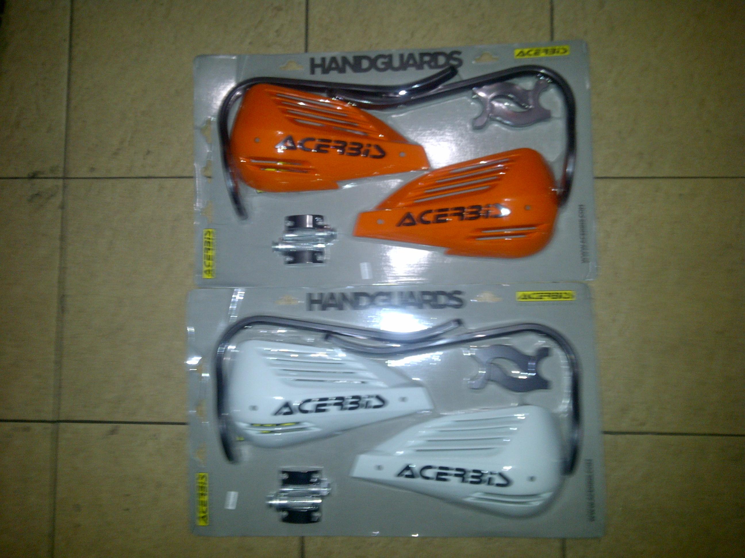 Kebon Jeruk 20130830 00687 Jual handguard merk acerbis untuk semua motor trail