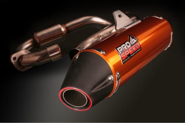 crf Jual knalpot merk pro speed untuk CRF 230
