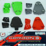 Jual engine guard klx 150 merk gordon