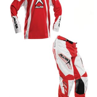 Jual jersey set  alias red combo