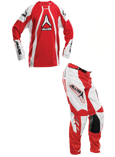 ALIAS A1 RED COMBO Jual jersey set  alias red combo