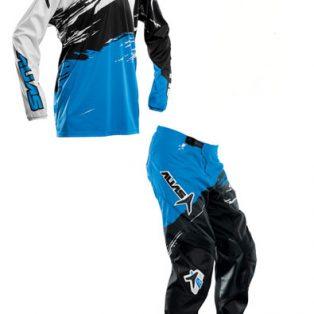Jual jersey set alias biru