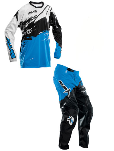 ALIAS A2 FILBERT BLUE COMBO Jual jersey set alias biru