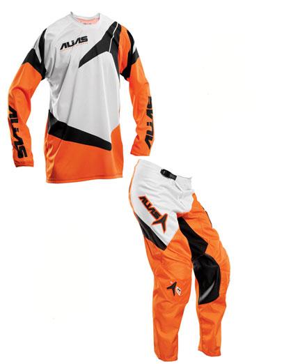 ALIAS A2 ORANGE COMBO Jual jersey set merk alias