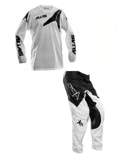 ALIAS A2 WHITE COMBO Jual jersey set Alias