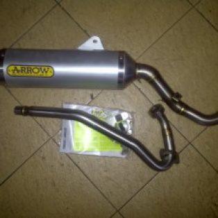 JUAL KNALPOT CRF 250 L merk ARROW