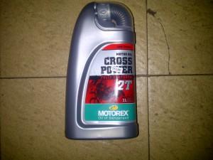 IMG 20140219 00036 300x225 JUAL OIL cros power 2T MOTOREX full synthetic