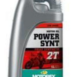 Jual oil MOTOREX 2T power syn