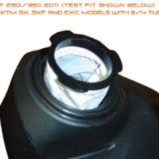 Jual fuel filter split stream KTM