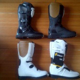 Jual sepatu thor blitz type mx dan atv adventure