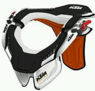 brace JUAL NECK BRACE KTM ul xl.l.M