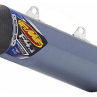 JUAL KNALPOT FMF F41 anodize blue carbon untuk ktm & husaberq,husqvarna 014 SLIP ON