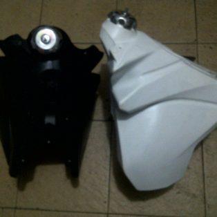 Jual tangki ktm 250/350 th 2012/014 bahan fiber