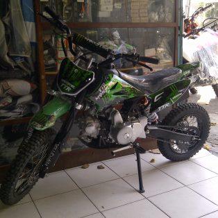 mini moto Ttr 125 cc kopling hrg 7,5 jt 4 tak