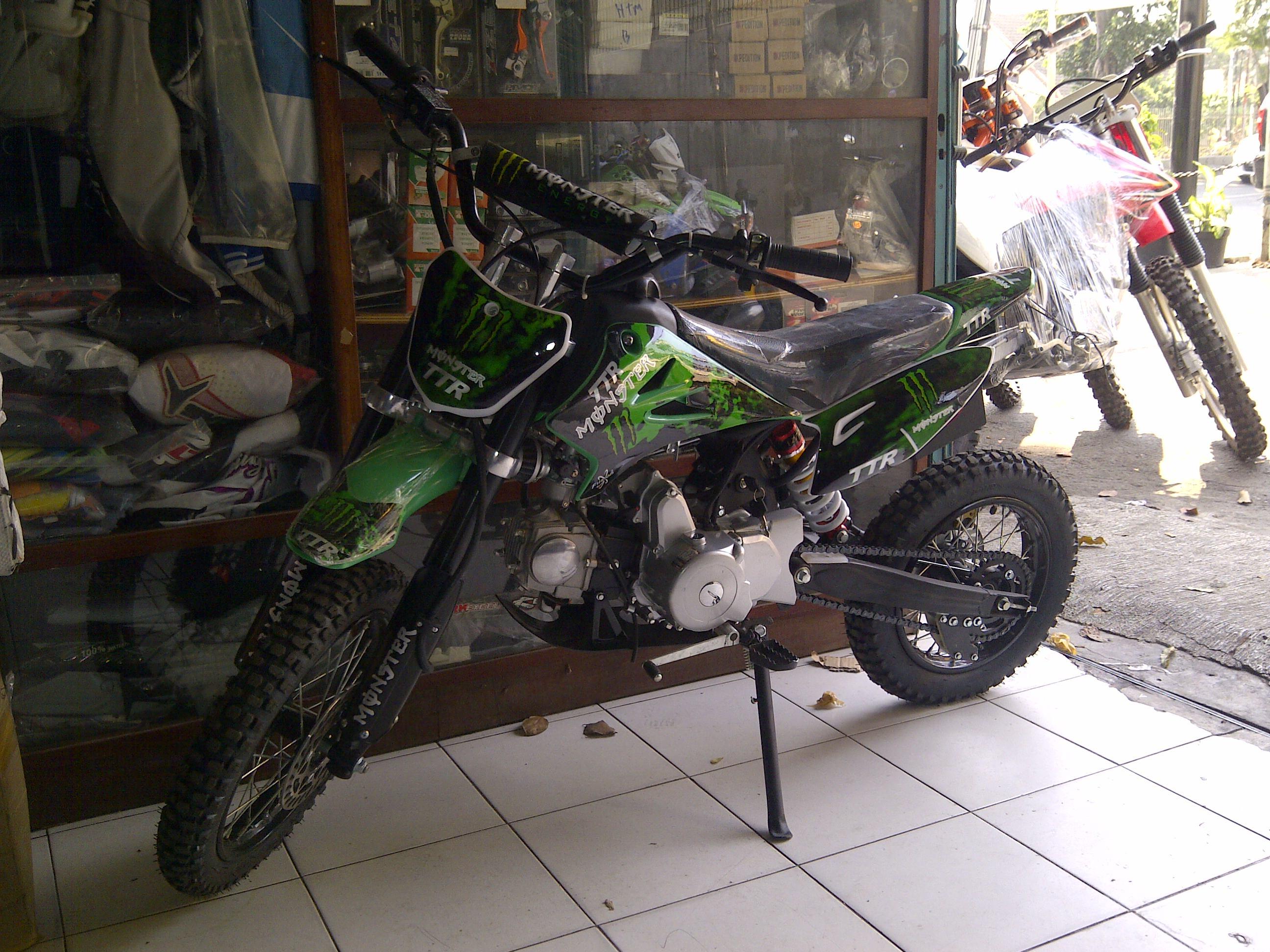 IMG 20140916 00194 mini moto Ttr 125 cc kopling hrg 7,5 jt 4 tak
