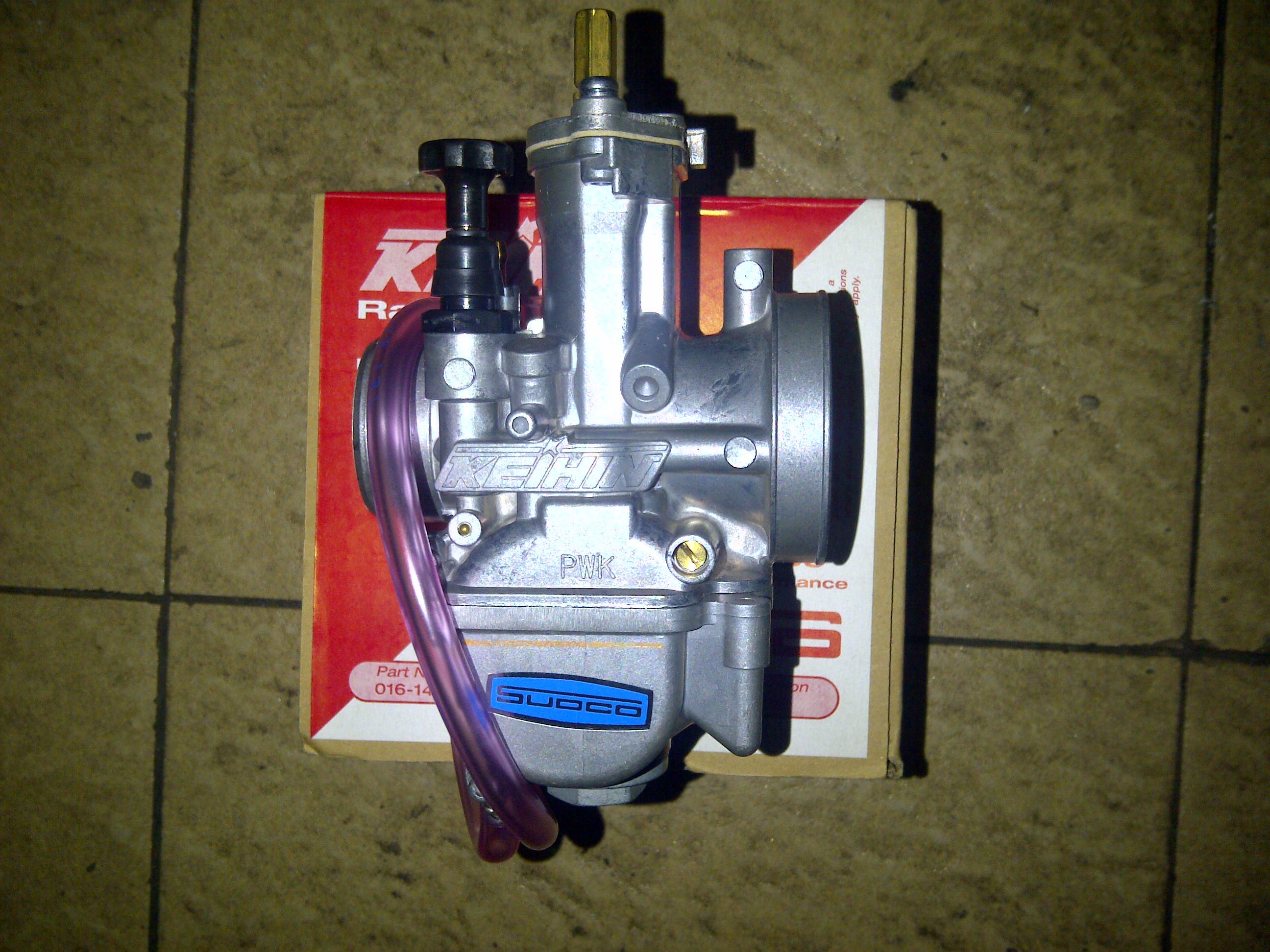IMG 20140929 00264 karburator 28 pwk SUDCO keihin original  hrg 2,5 jt