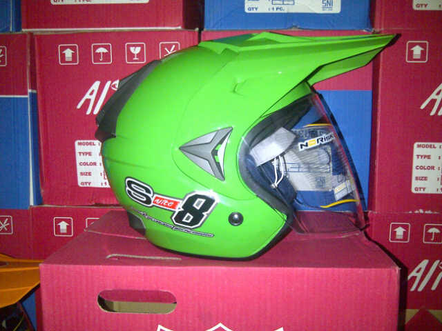 IMG 20141016 00324 helm trail adventure merk alice/x racer hrga 275rb