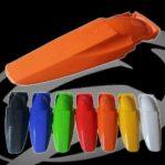 spakbor belakang ktm hrg 125 rb merk snd bahan plastik