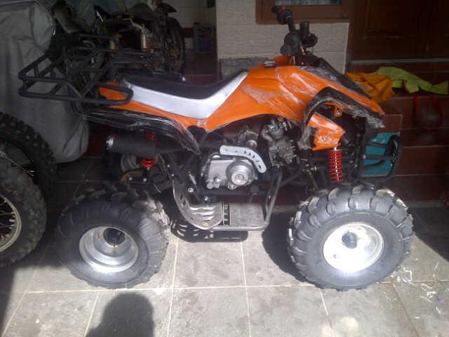 IMG 20141217 00189 atv 125 cc ukuran ban ring 8 sistem kecepatan manual model sport jeep hrg 12,5 jt