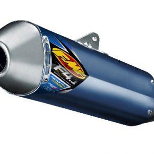 knalpot fmf F41 anodize blue TITANIUM hrga 6,5 jt