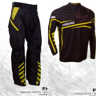 jersey set ADVENTURE/ENDURO merk HARDSIDE uk.32,34,36,38