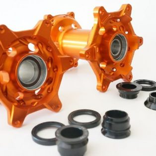 teromol KTM 250.350.500 bahan CNC merk roz  Rp 4.750.000