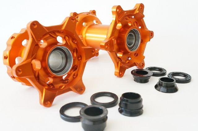 ktm 1 teromol KTM 250.350.500 bahan CNC merk roz  Rp 4.750.000