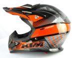 HELM TRAIL MERK KTM power wear Rp.2,350.000