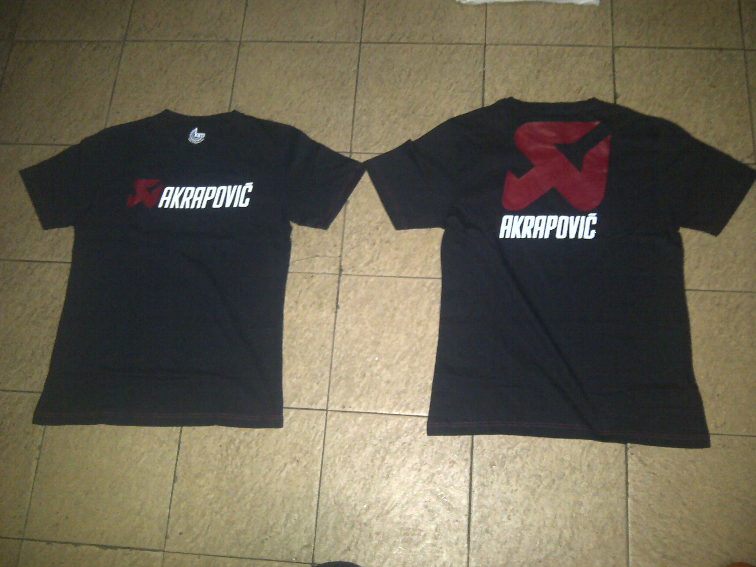 IMG 20150227 006081 kaos AKRAPROVIC uk XL.L Rp.85.000
