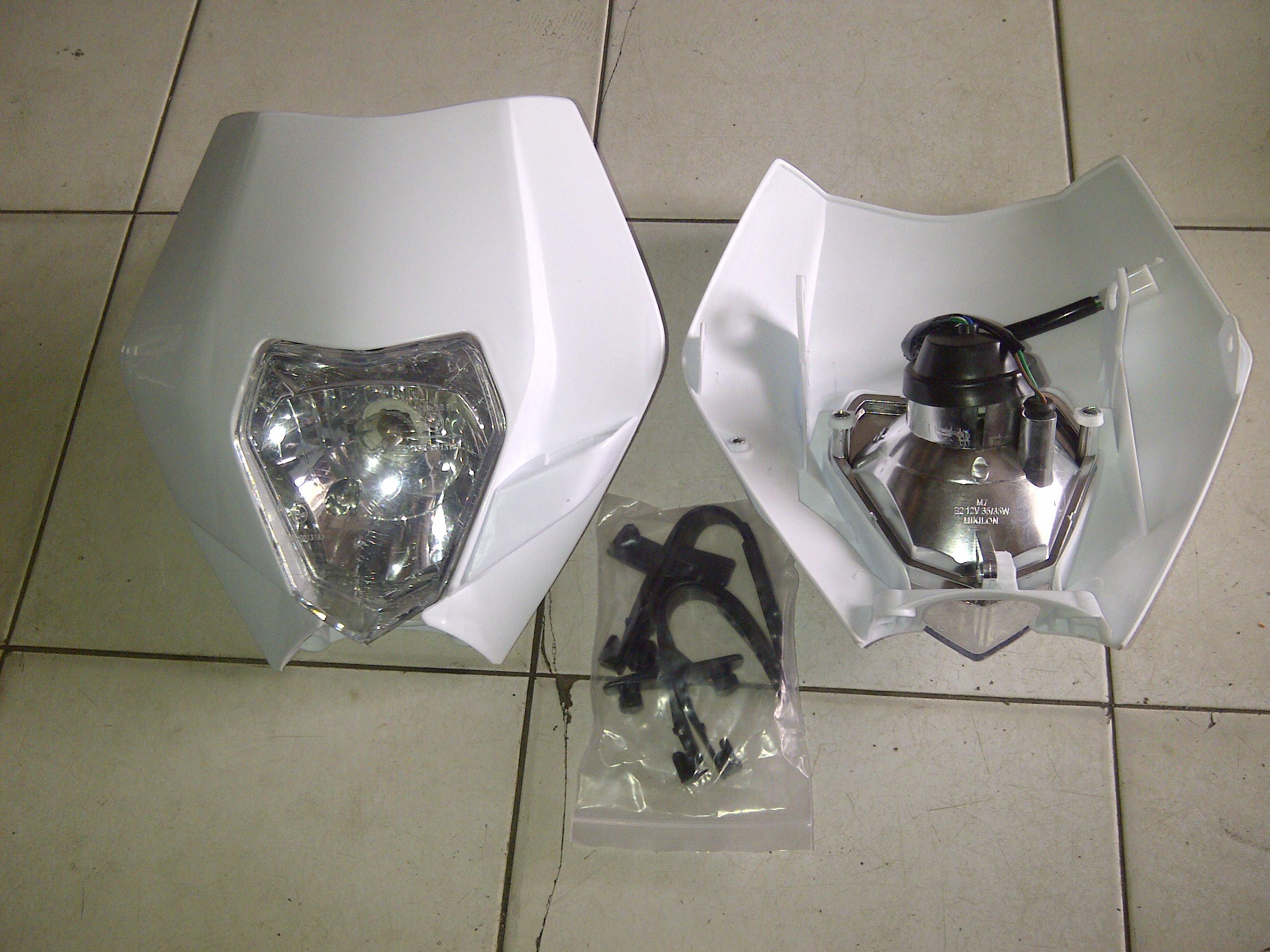 IMG 20150302 00625 kedok lampu ktm model 2013 bukan ori Rp.350.000