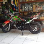 Jual mini moto ttr 50CC matic 4t