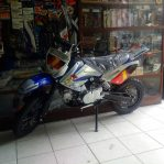 Jual New mini moto 110 cc merk Crx 4stroke kopling dan manual