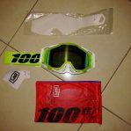 Jual Goggle race craft solar mirror gold lens