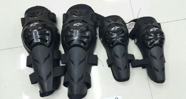 Protector Knee dan ELbow merk alpinestar reftex Rp.250,000 barang tidak ori
