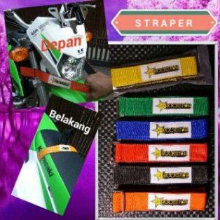 Straper untuk semua motor trail merk rockstar Rp.150,000