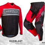 Jual Jersey set merk HARDSIDE Radblast uk 32,34,36,38 Rp 725.000