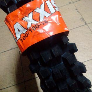 Jual ban trail : BAN MAXXIS uk 18 100/100 59M Rp.980,000 untuk belakang