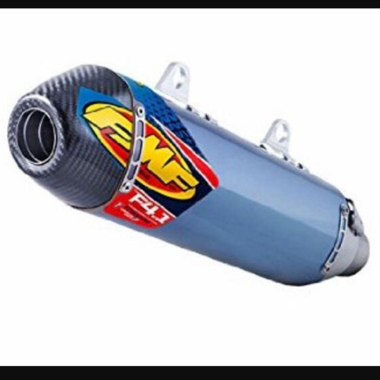 wpid wp 1464792801213 Jual KNALPOT merk FMF anodize blue Carbon F4.1 untuk KTM 250,350,450 th 07 s/d 17 dan Husq FE 250,350,450,501 th 14 s/d 17 Rp.9,000,000