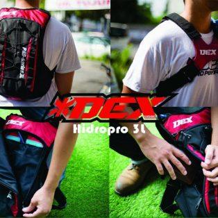 JualCamel bag adventure merk DEX kapasitas air 3liter Rp395,000