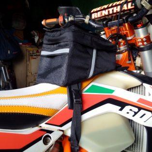 Jual TANK BAG/TAS Tangki KTM/husq semua motor trail Rp.375,000