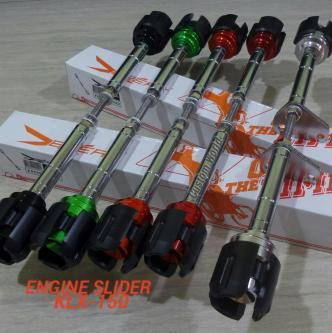 Jual FRAME SLIDER klx 150/dtracker 150 merk X break Rp.235,000