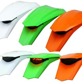 JualLampu LED spakbor belakang wrna orange,hijau,putih Rp.205,000