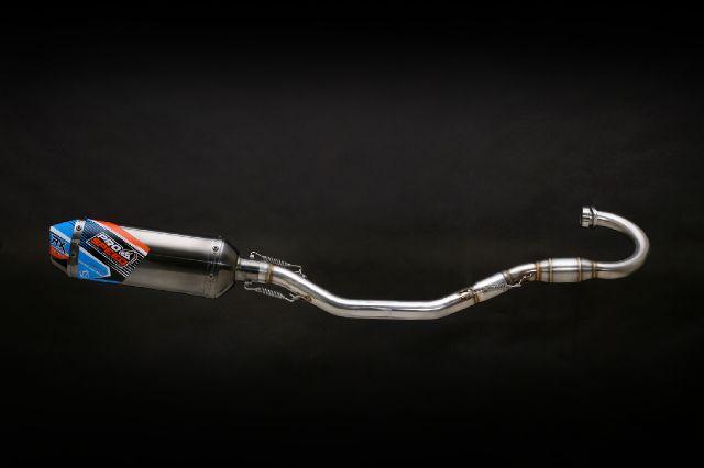 JualKnalpot merk pro speed type RX full system untuk semua KLX 150 Rp.1,600,000