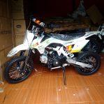 JualMini moto trail versi terbaru VTX 110cc manual dan kopling Rp.7,800,000 nego