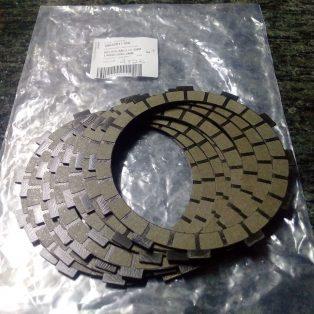 JualLining dISC 2mm ato kampas kopling kode parts 59032011100 untuk KTM 350cc original PARTS Rp.2,300,000